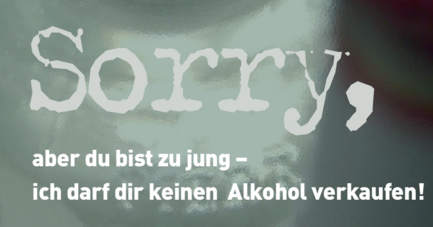 Sorry Alkohol